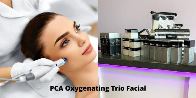 PCA Oxygenating Trio Facial is the Non-Invasive Facial Treatment